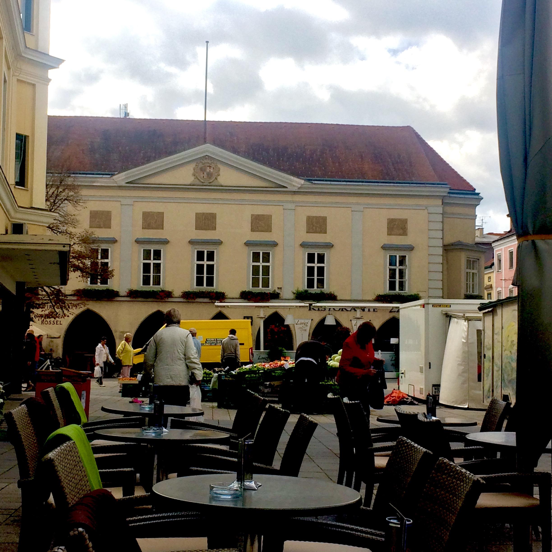 Wiener Neustadt - Mainsquare