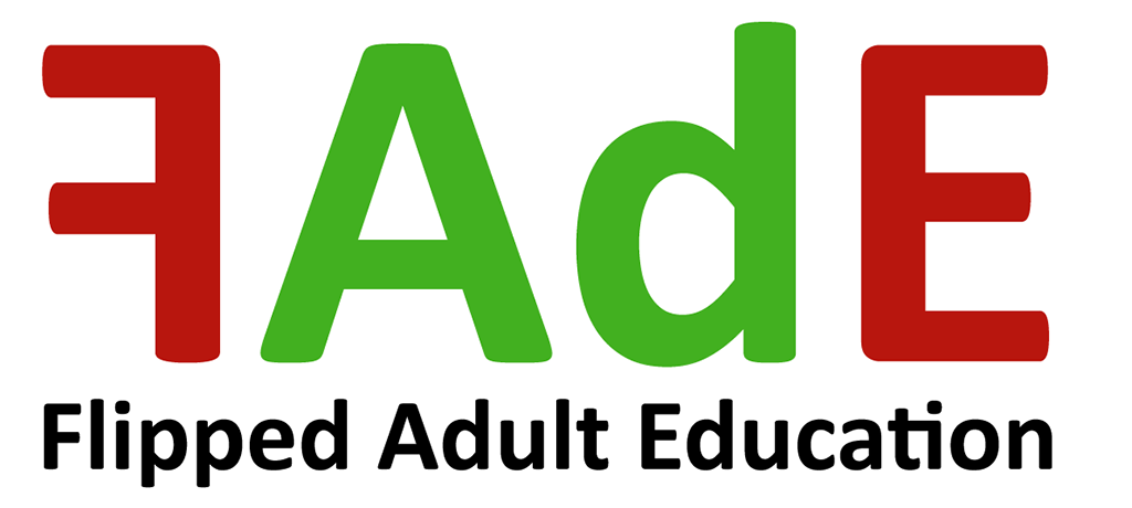 Flipped Adult Education